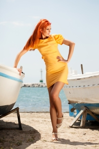 marlene dress MuMu Organic